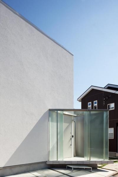 EXAMPLE-HOUSE (玄関)