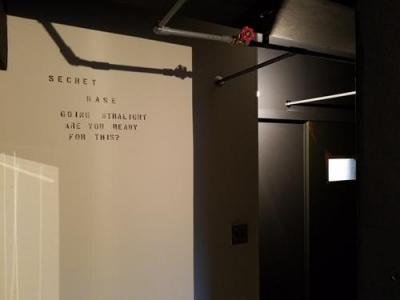 Timeless in Koshien 「そこは昔倉庫やカフェとして使われていた・・・」 (玄関)