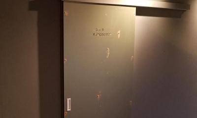 Timeless in Koshien 「そこは昔倉庫やカフェとして使われていた・・・」 (リビング)