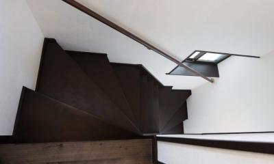 アンティーク&ノスタルジック。 (階段)