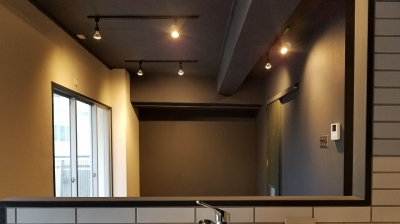 Timeless in Koshien 「そこは昔倉庫やカフェとして使われていた・・・」 (LDK)