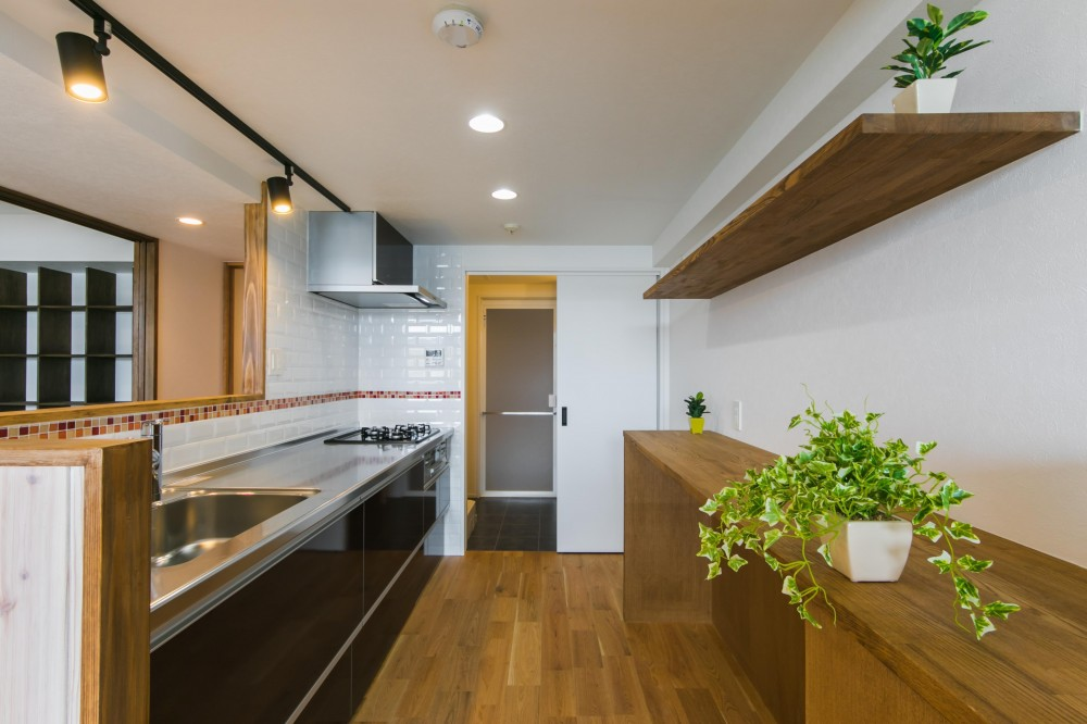 『Natural×Japanese』 (キッチン)