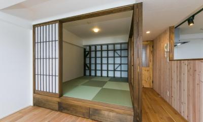 『Natural×Japanese』 (和室)