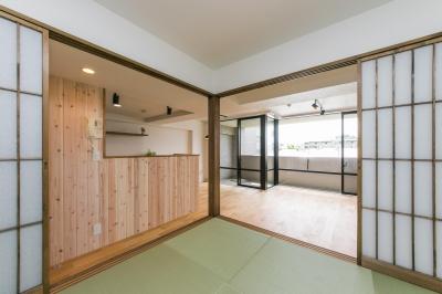 和室④ (『Natural×Japanese』)
