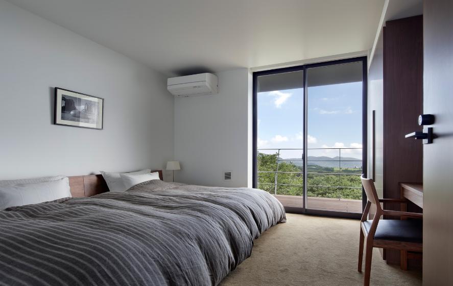 芦ノ湖の別荘の写真 ベッドルーム