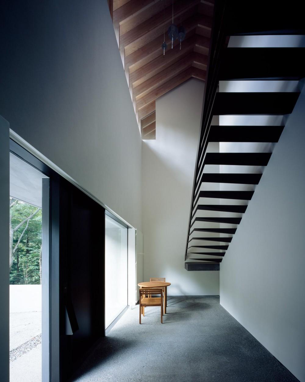 建築家:津野恵美子「ヤマノイエ」