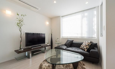 LDK|CASE 488 | 都市型コンパクト住宅