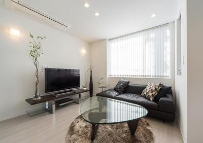 CASE 488 | 都市型コンパクト住宅 (LDK)