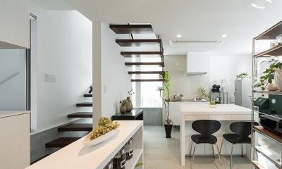 CASE 488 | 都市型コンパクト住宅