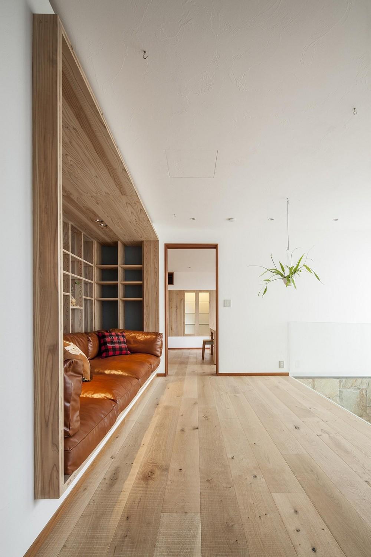 k house (廊下)