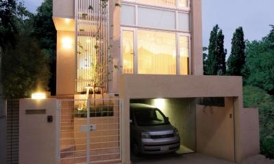 都市型住宅リフォームの必須条件 (外観)