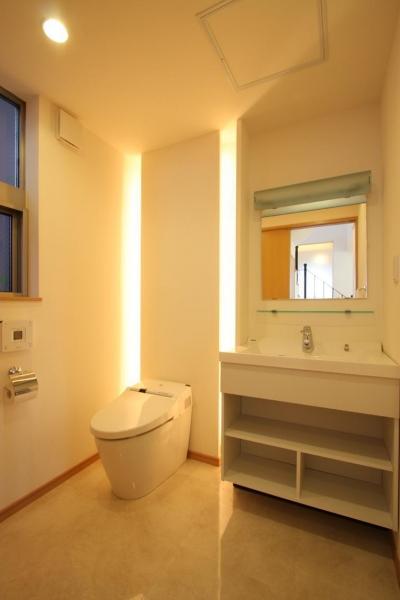 都市型住宅リフォームの必須条件 (トイレ)