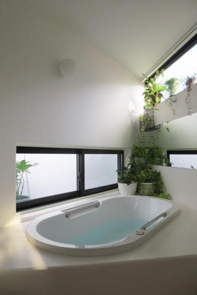 バスルーム (まんなか)