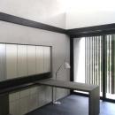 D邸の写真 シンプルな書斎