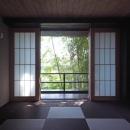 D邸の写真 自然を感じる和室