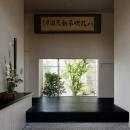 S邸の写真 上がり框のある玄関