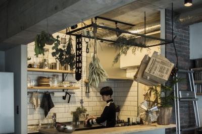 MANSION RENOVATION PACK 780 -札幌市中央区Y邸- (キッチン)