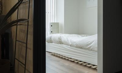 ベッドルーム MANSION RENOVATION PACK 780 -札幌市中央区Y邸-