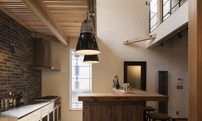 キッチン|SUGISMILE モデルハウス