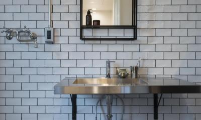 バスルーム|SUGISMILE モデルハウス