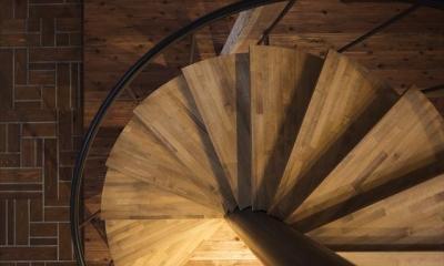 階段|SUGISMILE モデルハウス