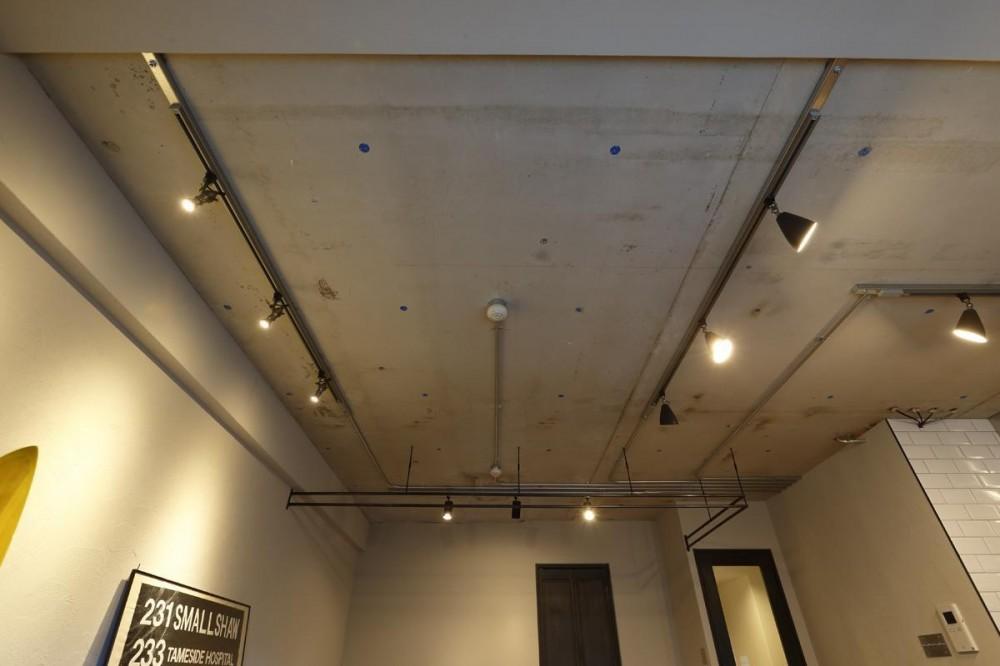 MANSION RENOVATION PACK 780 -札幌市豊平区S邸- (コンクリート剥き出しの天井)