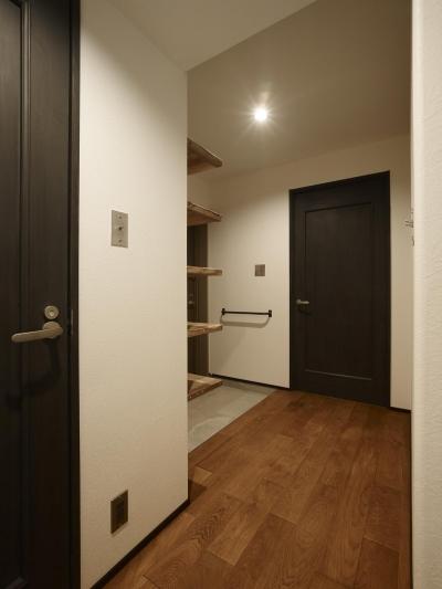 MANSION RENOVATION PACK 780 -札幌市豊平区S邸- (玄関&建具)