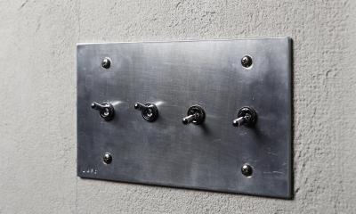 スイッチ|MANSION RENOVATION PACK 780 -札幌市豊平区S邸-