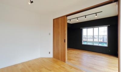 築37年中古マンション×フルリノベーション T様邸 (洋室②)