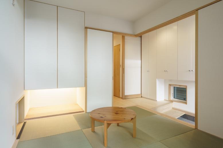 巣鴨の家の写真 和室