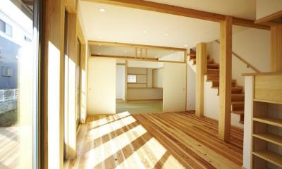 四つ葉 〜光溢れる木の家〜