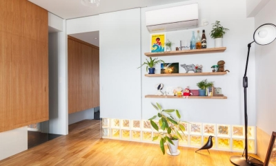 H邸-横浜の景色を生かすための「床上+40センチ」