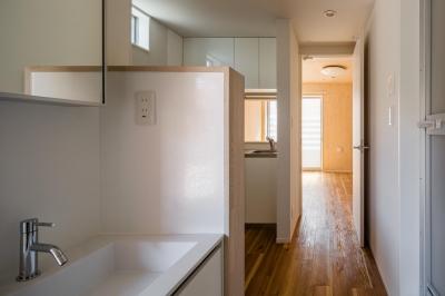 多目的室|リノベーションアパートメント|東京都北区 (可愛らしく変わった、リノベーションアパートメント)