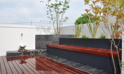 横浜市都筑区 ガーデンリフォームプロジェクト (ウッドデッキ リフォームプロジェクト)