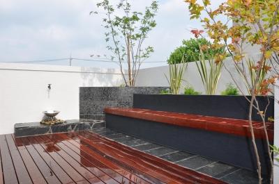 ウッドデッキ リフォームプロジェクト (横浜市都筑区 ガーデンリフォームプロジェクト)