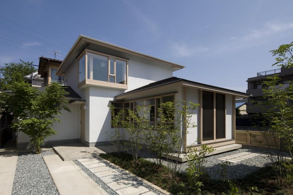 川越の住居 / House in Kawagoe (外観)