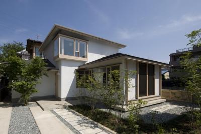 外観 (川越の住居 / House in Kawagoe)