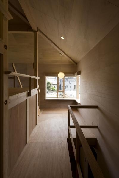 ホール (川越の住居 / House in Kawagoe)