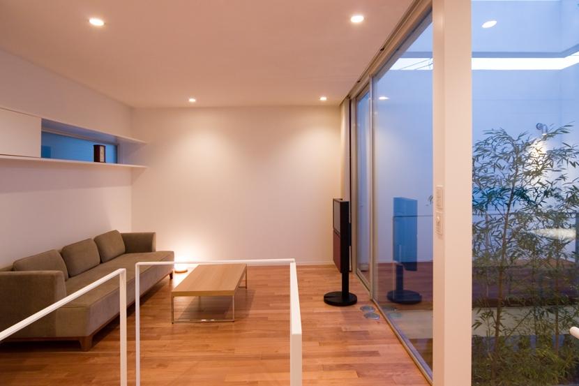 中野の家の写真 リビングルーム