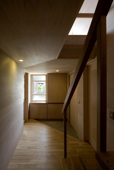 玄関 (川越の住居 / House in Kawagoe)