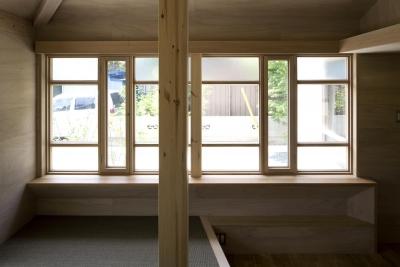 リビング (川越の住居 / House in Kawagoe)