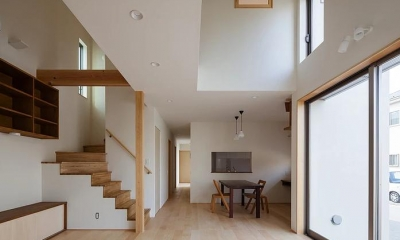 葛飾の家/IW邸