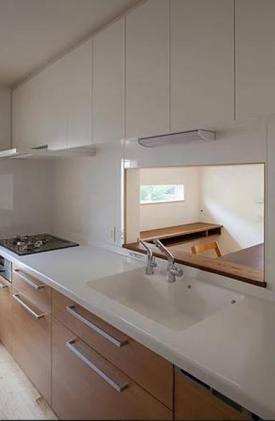 葛飾の家/IW邸 (キッチン)