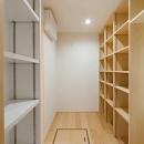 相川直子/佐藤勤の住宅事例「葛飾の家/IW邸」