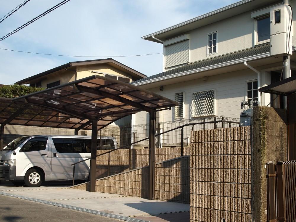 和泉市鶴山台 U様邸 リフォーム (外構)