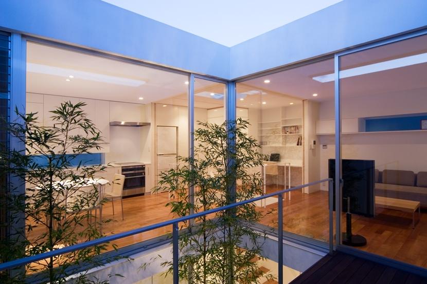 建築家:磯部邦夫「中野の家」