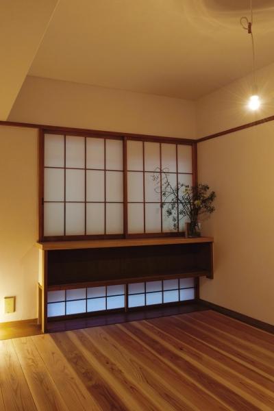 寝室 (NEW&OLDな住まい)