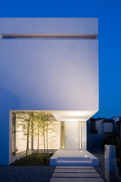 中野の家 (外観)