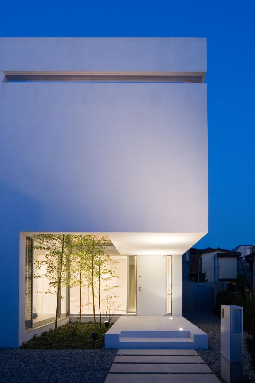 中野の家の写真 外観