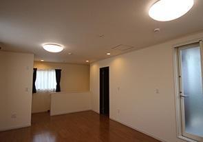 T邸の部屋 多目的室